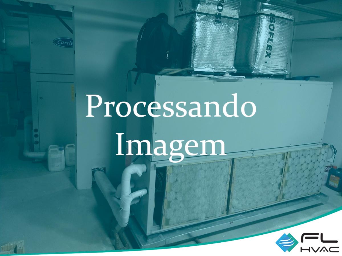 Processando Imagem